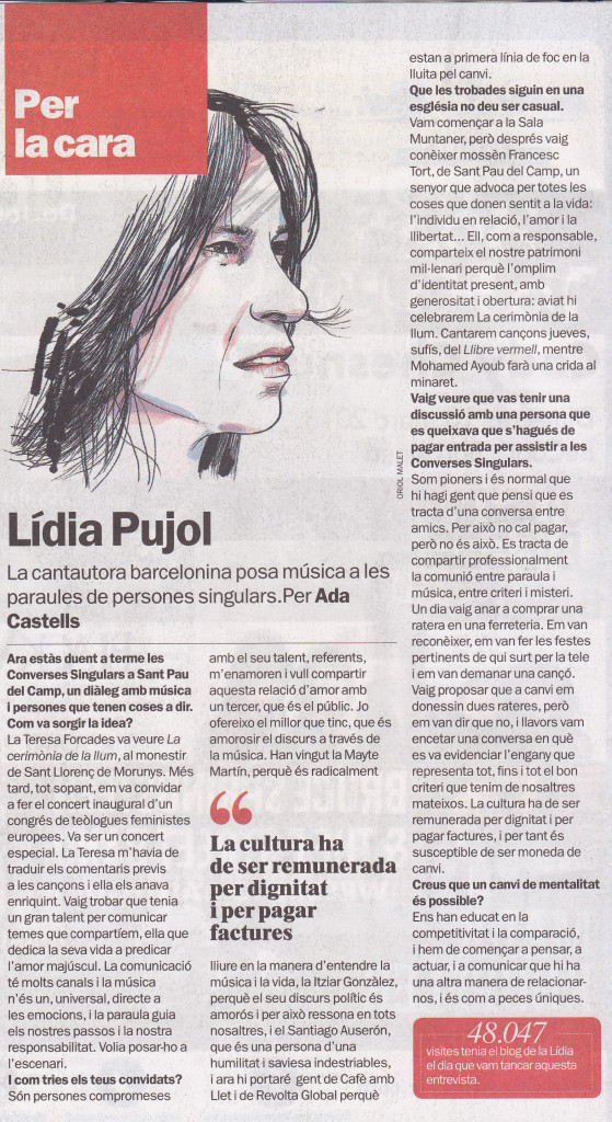 Lidia Time Out