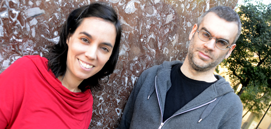 Esther Vivas i Josep M Antentas (Revolta Global)