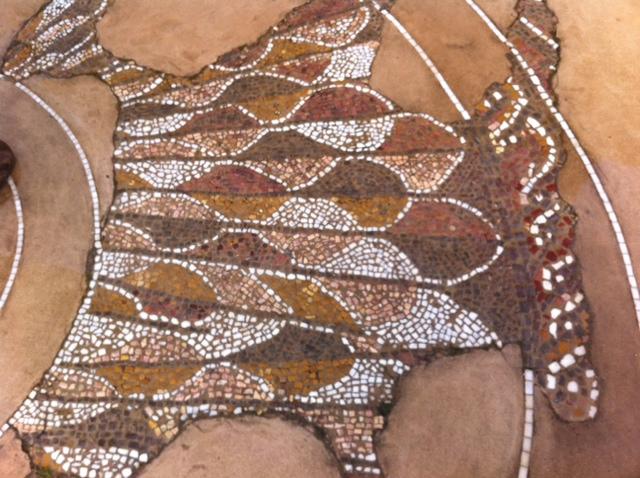 Mosaic del segleV