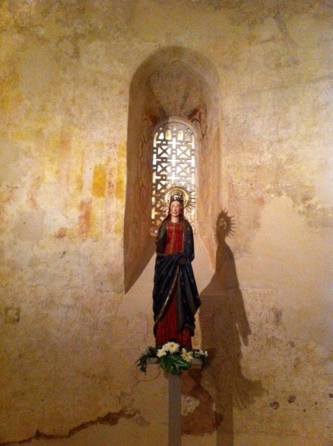 Santa Maria segle XII